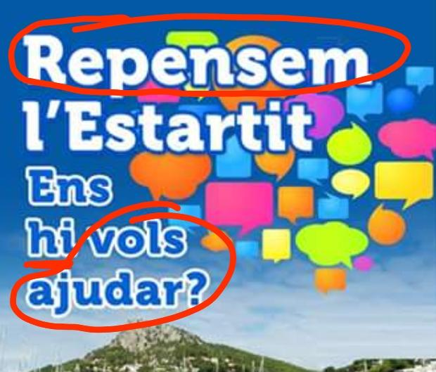 Lest estartit som tots repensem