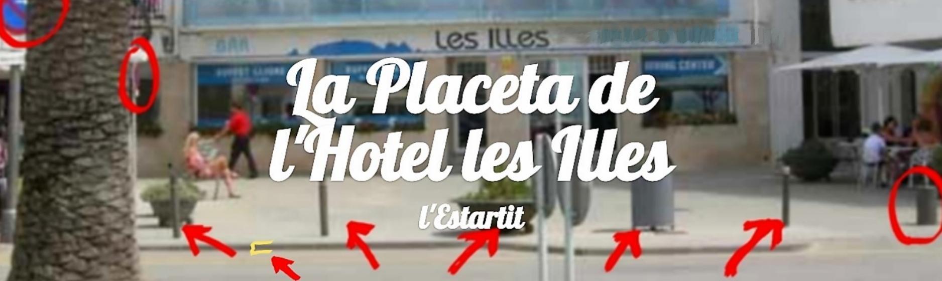 Placeta hotel les illes estartit