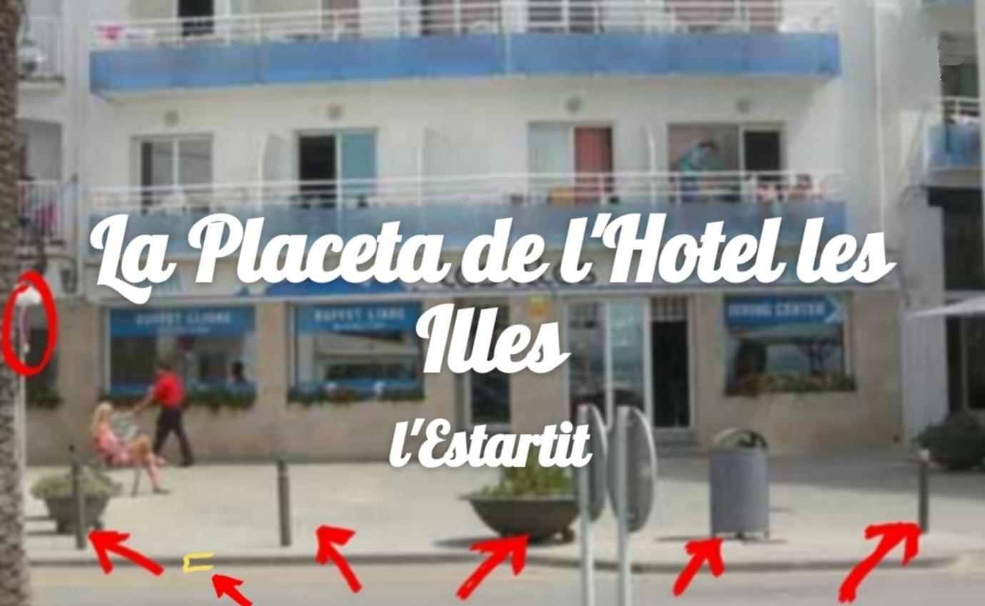 Placeta Hotel les Illes l'Estartit
